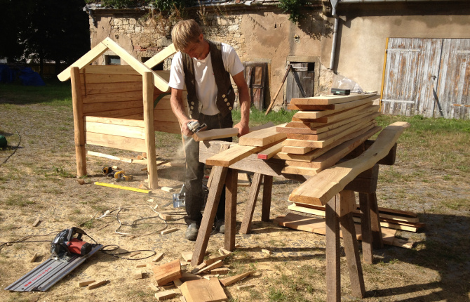 Holzbau dresden