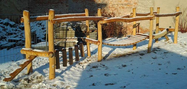 Ausentreppe Mit Podest Holz Selber Bauen ~ Zimmerei & Holzbau Sebastian Hoffmann  Dresden  > Mit Holz bauen