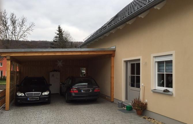 Zimmerei & Holzbau Sebastian Hoffmann - Dresden --> Mit Holz bauen.
